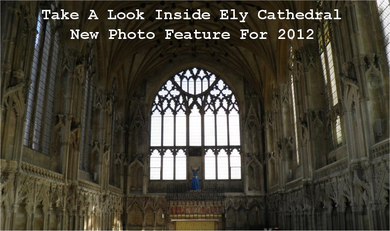 Inside Ely Cathedral Photos