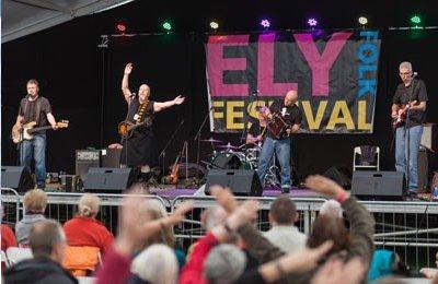 Ely Folk Festival