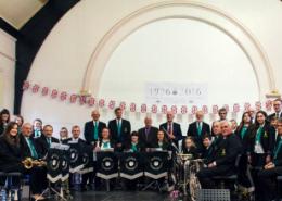 Wicken Coronation Brass Band