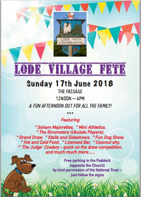 Lode Village Fete