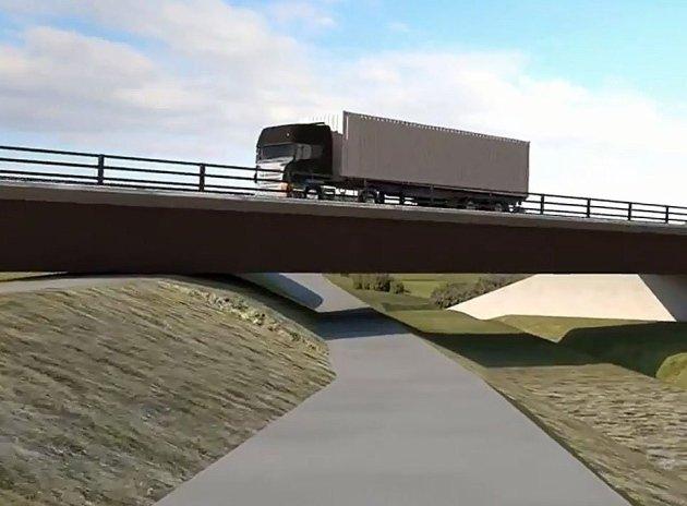 New Ely Bridge