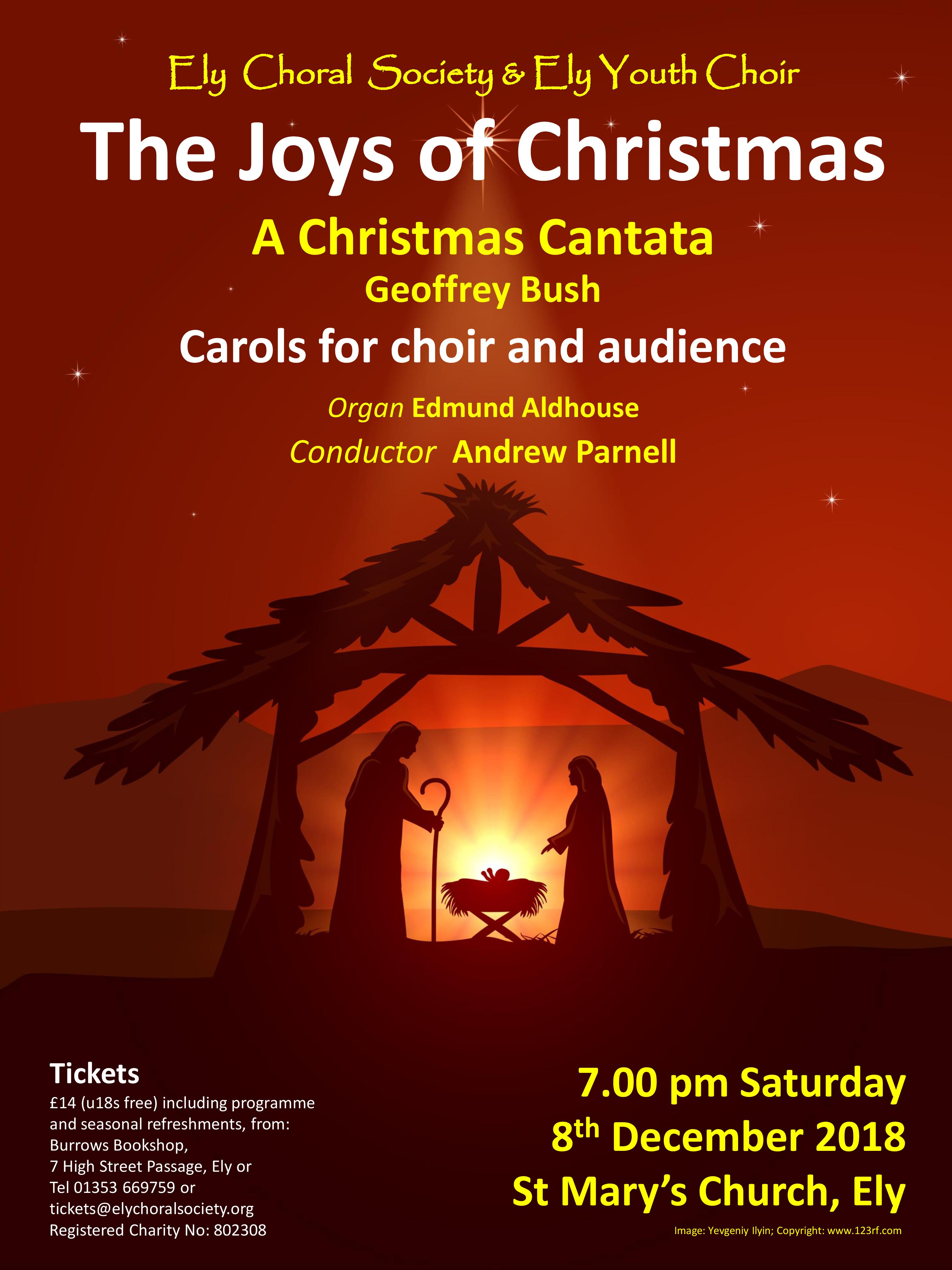 The Joys Of Christmas.Ely Choral Society The Joys Of Christmas Ely Online