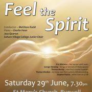 Ely Consort: Feel the Spirit