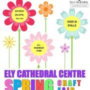 Ely Spring Craft Fair 2019