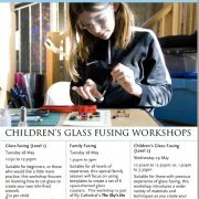 childrens workshop poster