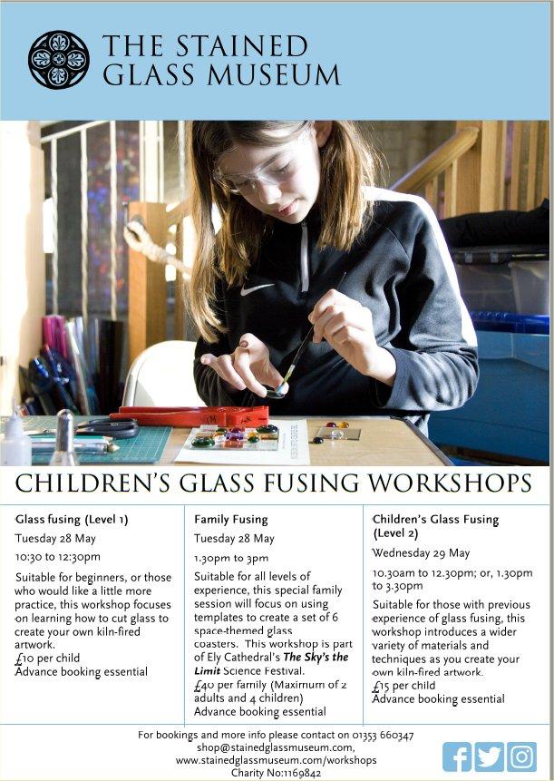 childrens workshop poster