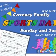 Coveney Sports Day
