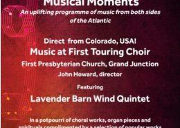 American Choir in Ely