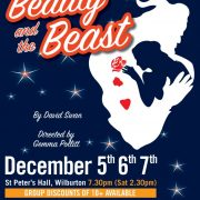 Beauty and the Beast (Wilburton Theatre Group)
