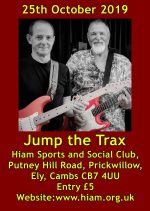 Hiam Sports and Social Club, Putney Hill Road, Prickwillow, ELY, Cambs. CB7 4UU