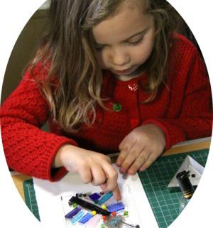 stained glass museum kids activities