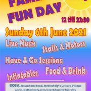 Family Fun Day Ely Rugby Club
