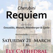 Cherubini Requiem in C minor