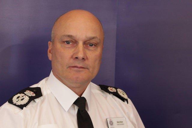 Nick Dean - Chief Constable