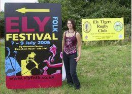 Ely Folk Festival 2006 review