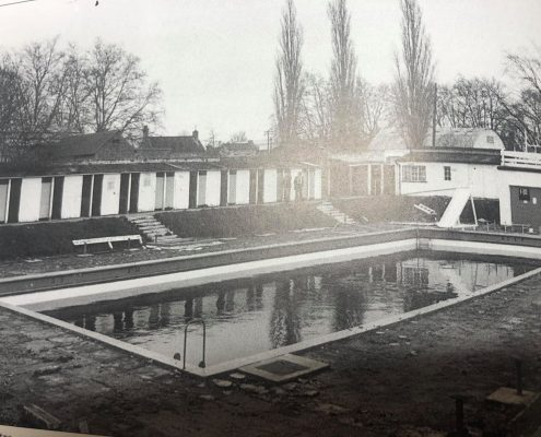 Ely Outdoor Swimming Pool