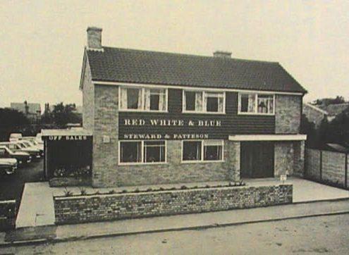 Red White & Blue Pub