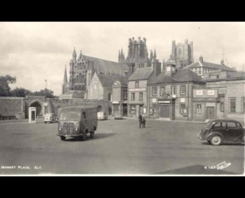 Ely Market Place 1963