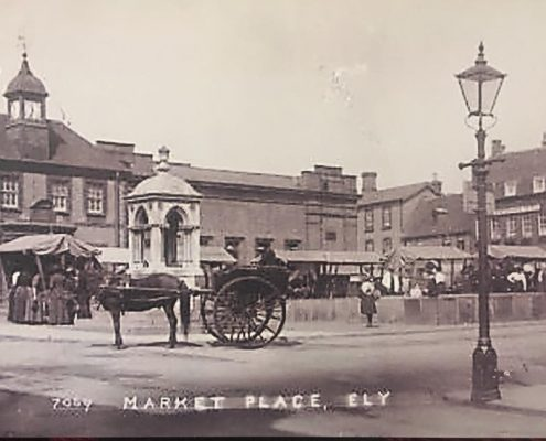 Ely Market Place